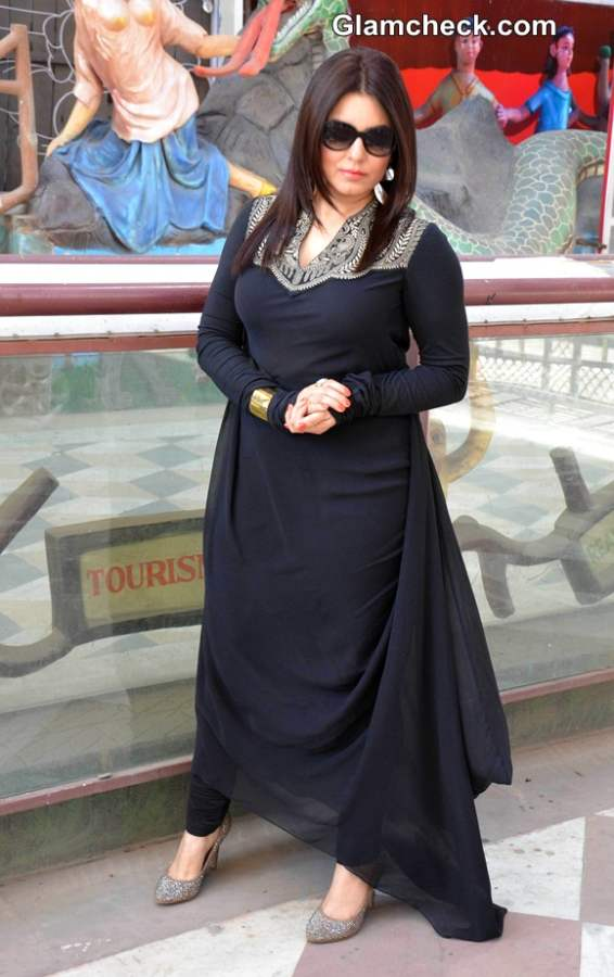 Mahima Choudhary 2014 at Reality Show Auditions