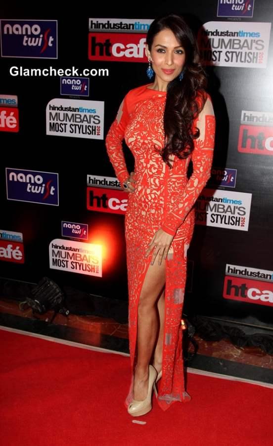 Malaika Arora Khan 2014 Hindustan Times Most Stylish Awards