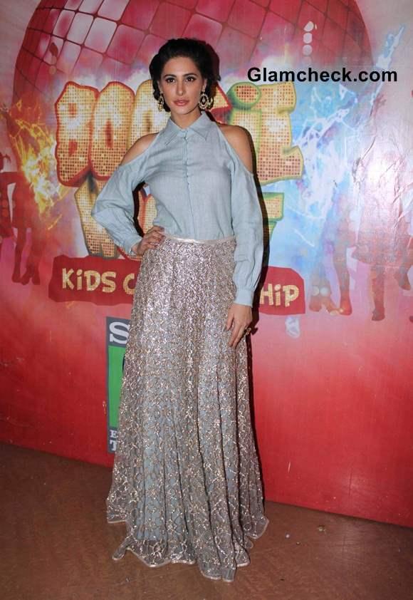 Nargis Fakhri 2014 on Boogie Woogie
