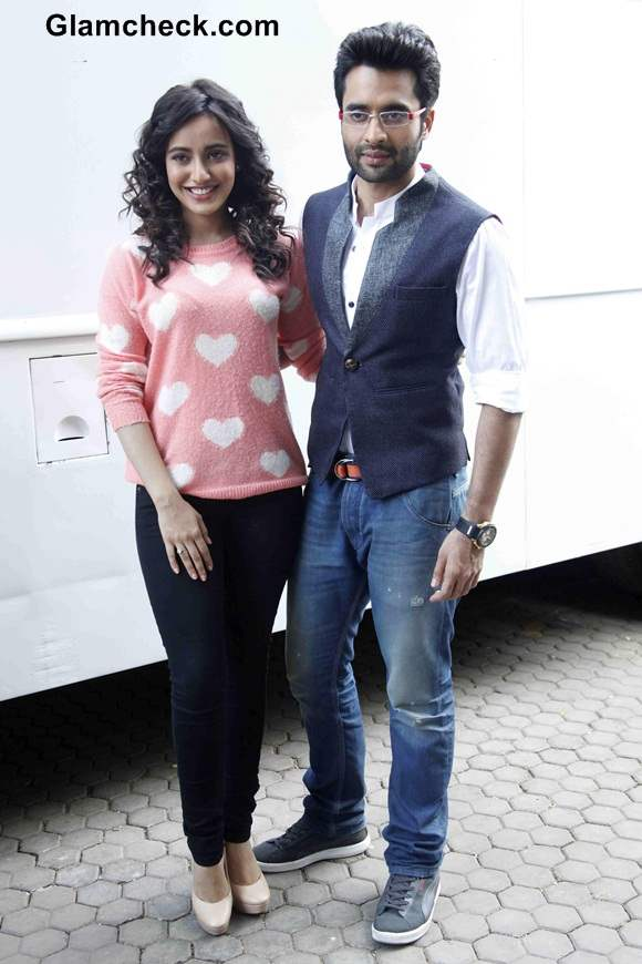 Neha Sharma and Jaccky Bhagnani Promote Youngistan on FIR