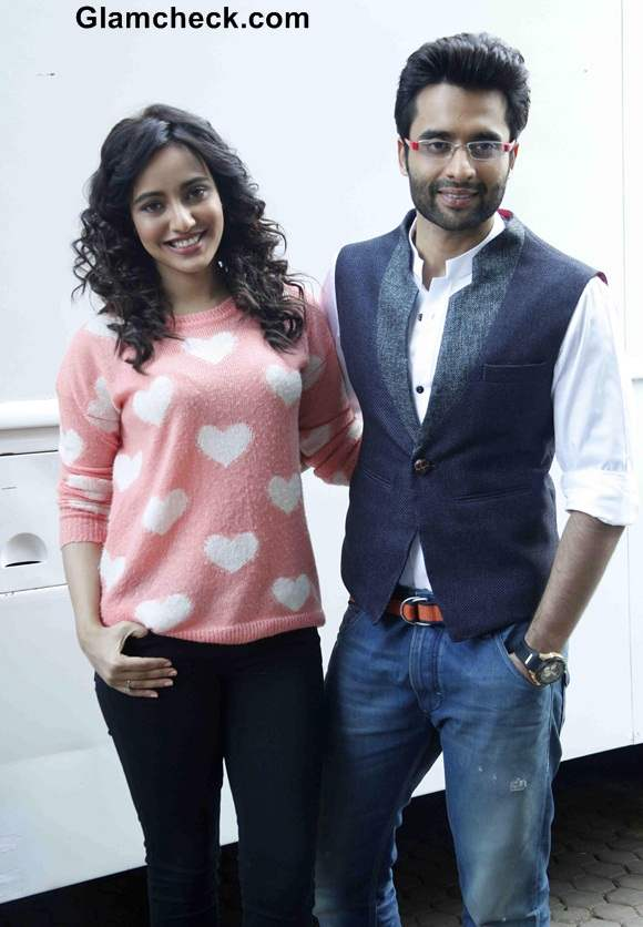 Neha Sharma and Jaccky Bhagnani Promote Youngistan