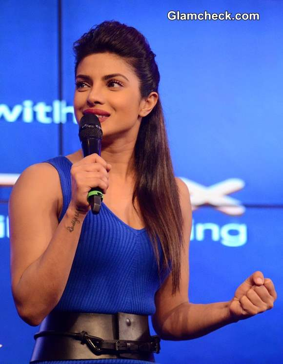 Priyanka Chopra Launches NDTV 2-in1 Channel
