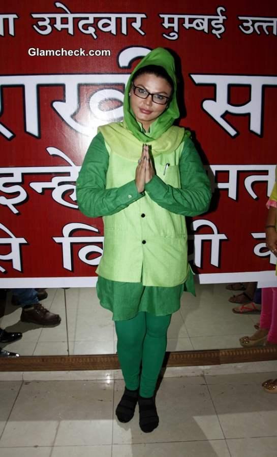 Rakhi Sawant Lok Sabha Elections