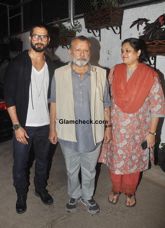 Shahid Kapoor New Look 2014