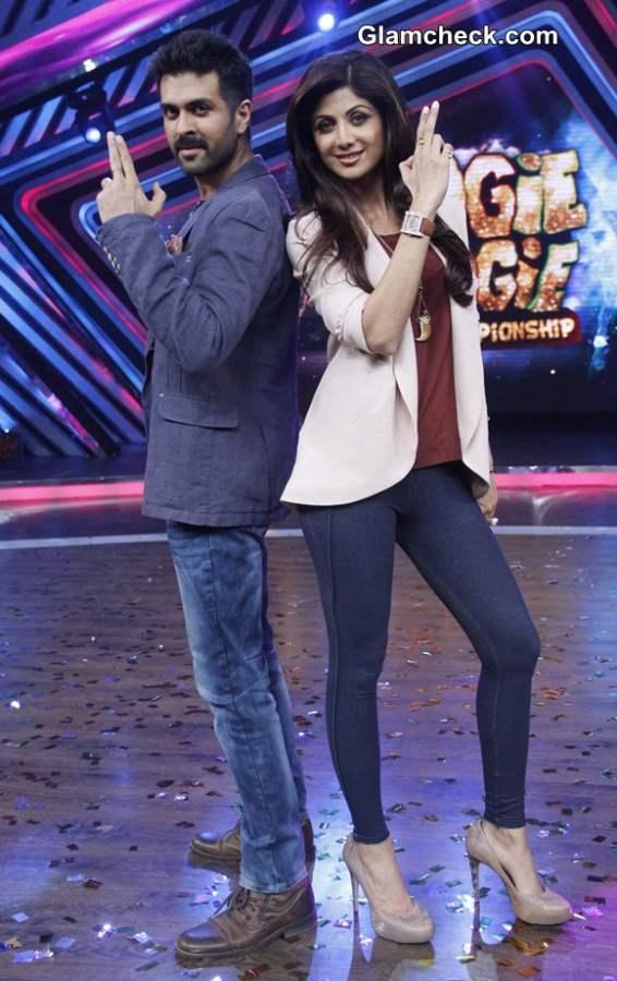 Shilpa Shetty and Harman Baweja Promote Dishkiyaoon