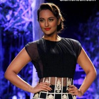 Sonakshi Sinha 2014 at LFW Summer-Resort