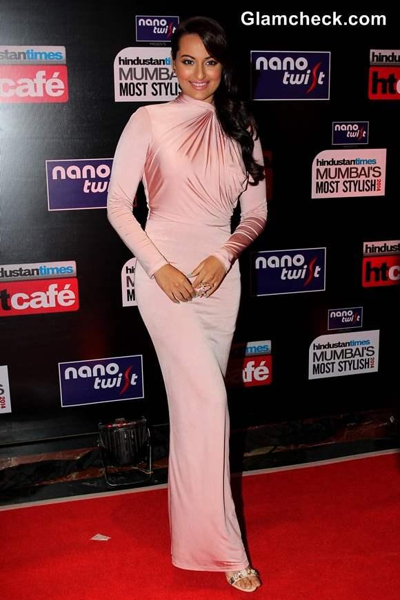 Priyanka Chopra And Sonakshi Sinha At Ht Most Stylish