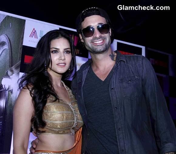 Sunny Leone in Rohit Verma Sari Ragini MMS 2
