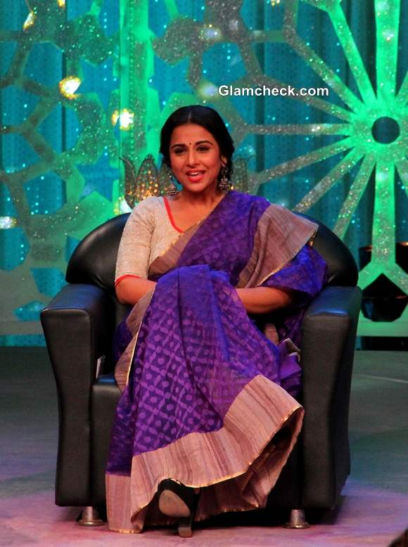 Vidya Balan Shows Support for No More Kamzor