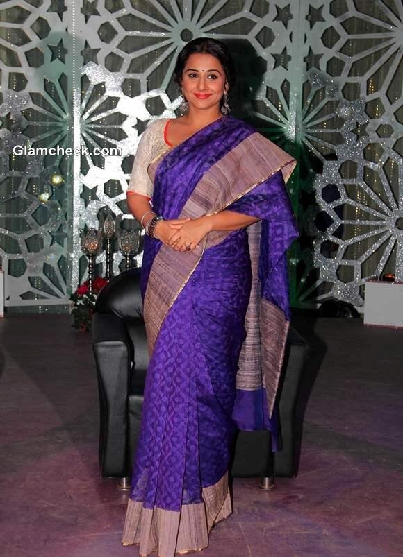 Vidya Balan Shows for No More Kamzor