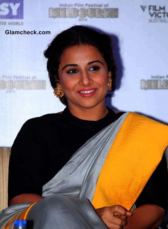Vidya Balan at 2014 Film Festival Nominees Announcement
