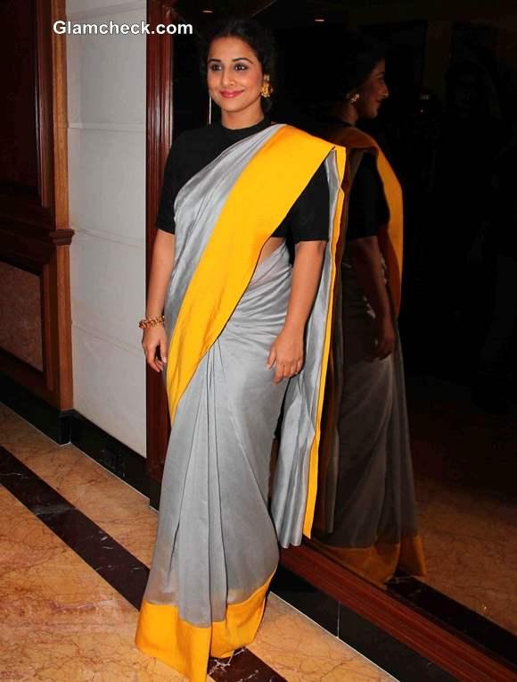 Vidya Balan in Sarit at 2014 Film Festival Nominees Announcement