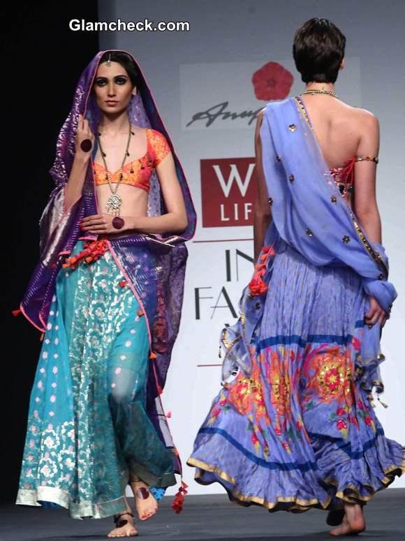 WIFW A-W 2014 Anupama Dayal Collection