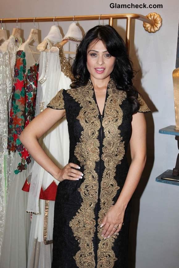 Anjana Sukhani  2014 Mayyur Girotra Store Launch