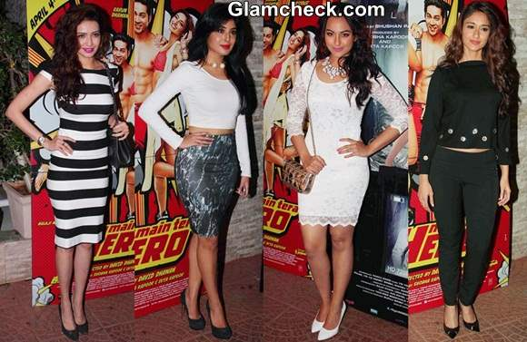 Celeb Style Poll - Who Wore it Best at This Filmi Success Party