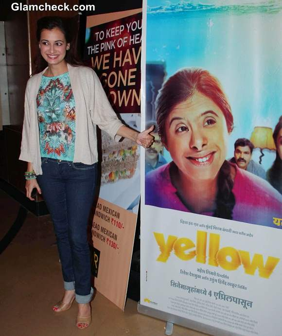 Celebs at Special Screening of Yellow