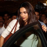 Deepika Padukone In Forever 21 At Finding Fanny Song Launch