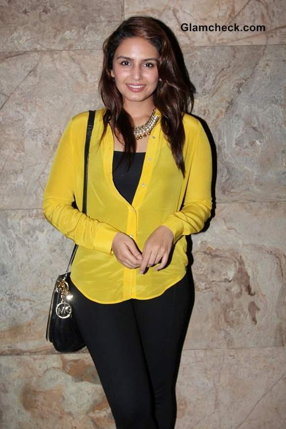 Huma Qureshi 2014