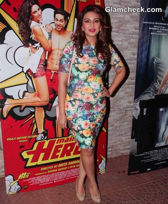 Huma Qureshi in Dress 2014
