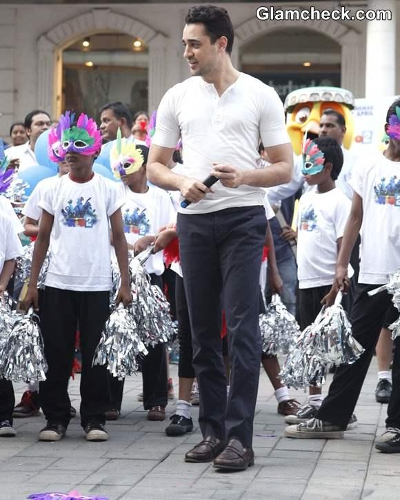 Imran Khan 2014 at  Rio 2 Mumbai Promo
