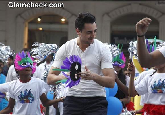 Imran Khan Promotes Rio 2