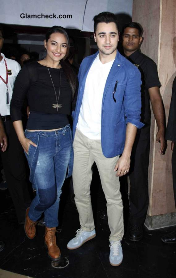 Imran Khan and Sonakshi Sinha Launch Rio 2 Hindi Trailer
