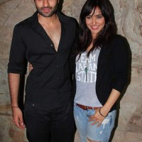 Jackky and Neha Youngistaan Special Screening
