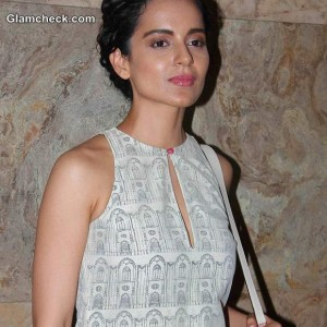 Kangana Ranaut at Revolver Rani Special Screening