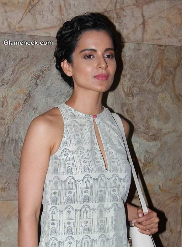 Kangana Ranaut at Revolver Rani Special Screening