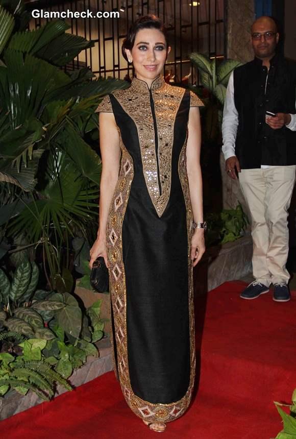 Karisma Kapoor 2014 at Mayyur Girotra Store Launch