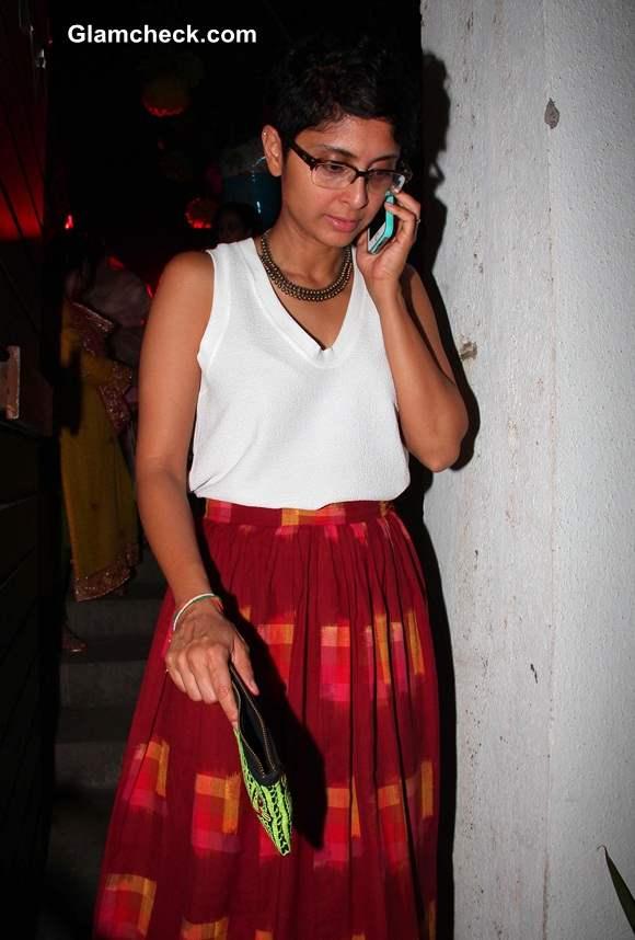 Kiran Rao 2014