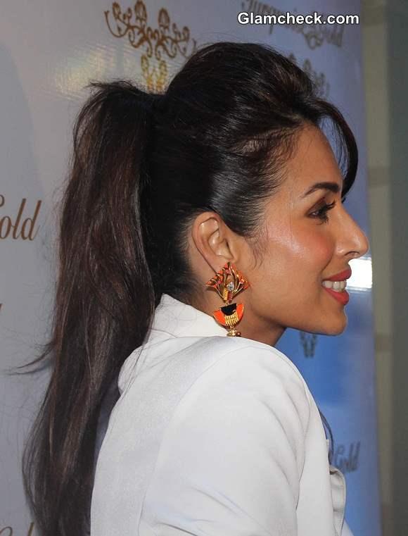 Malaika Arora Khan Hairstyle 2014