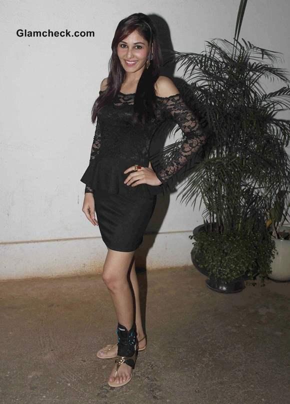 Pooja Chopra 2014 The World Before Her