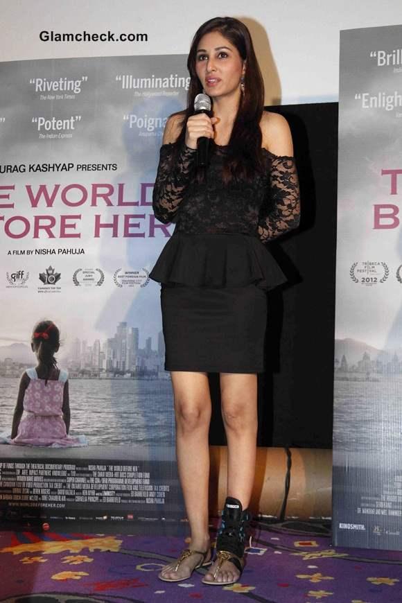 Pooja Chopra The World Before Her