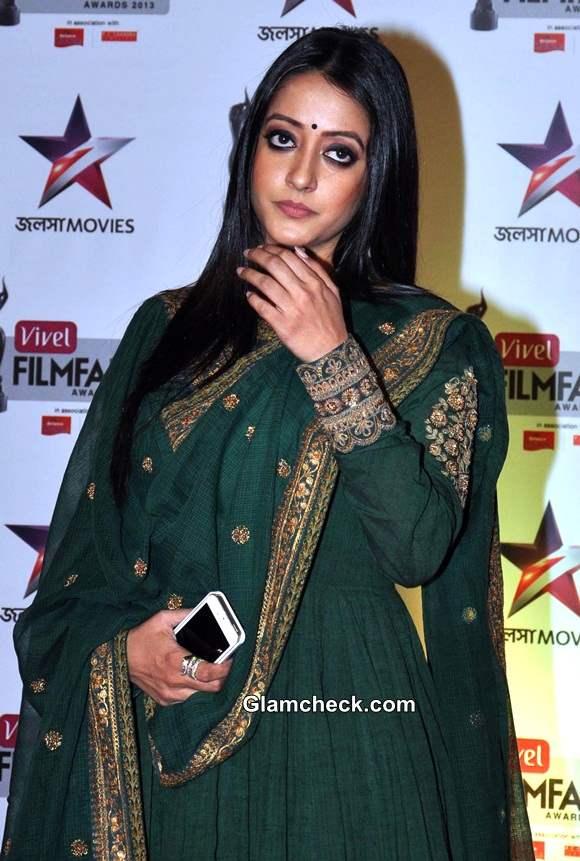 Raima Sen at First Vivel Filmfare Awards East