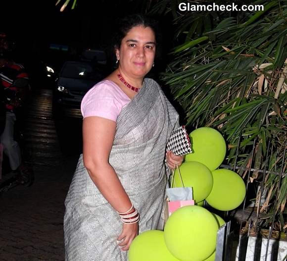 Reena Dutta ex-wife of Aamir Khan