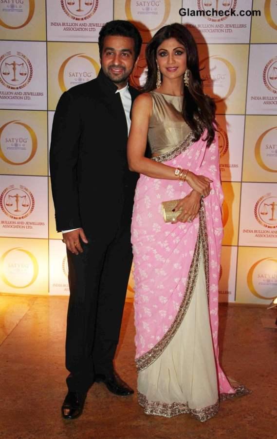 Shilpa Shetty Celebrates Launch of Satyug Gold