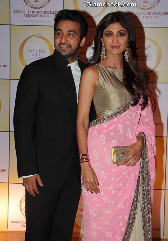 Shilpa Shetty and her husband Raj Kundra