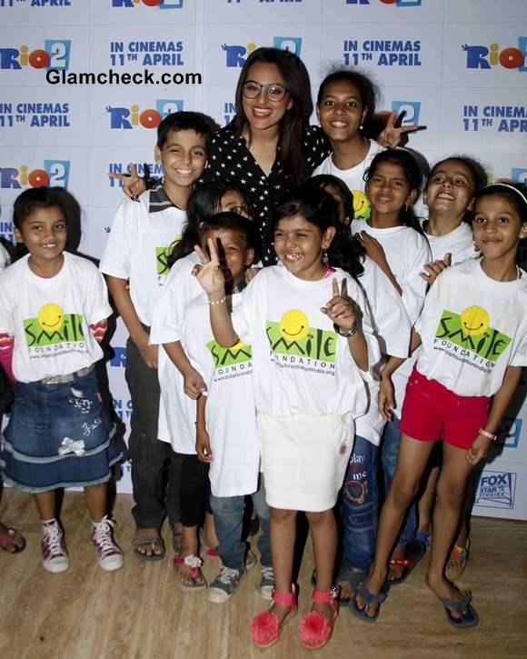 Sonakshi Sinha at Rio Special Screening