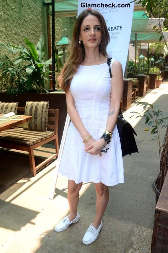 Suzanne Khan 2014