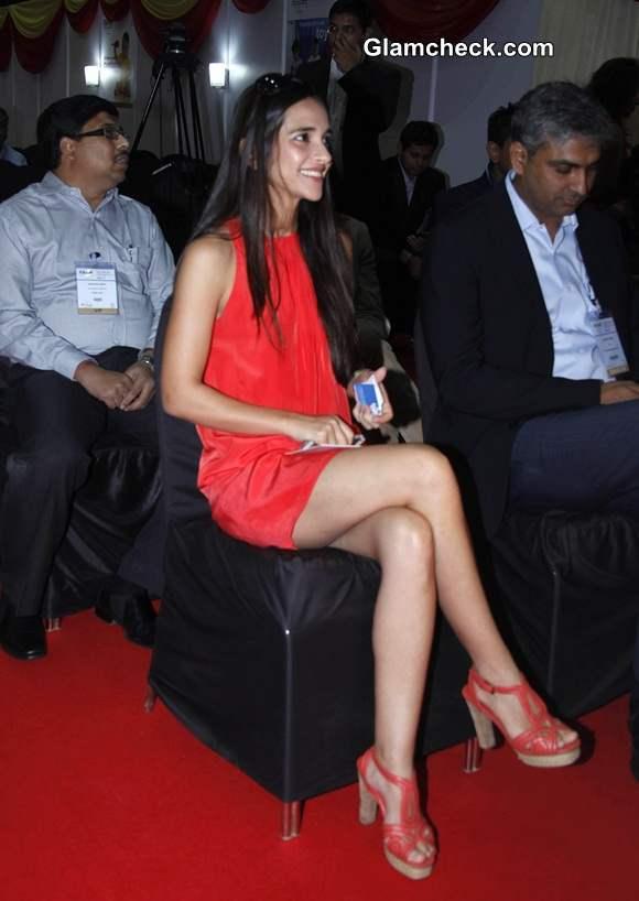Tara Sharma 2014 Launches 2nd Child Baby and Maternity Expo in Mumbai