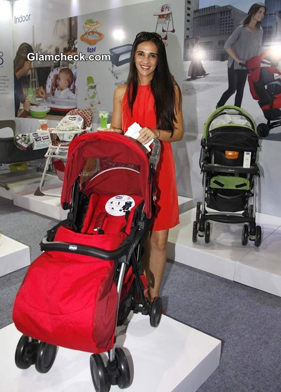 Tara Sharma Launches 2nd Child Baby Maternity Expo in Mumbai