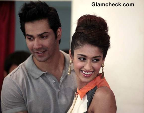 Varun and Ileana Main Tera Hero