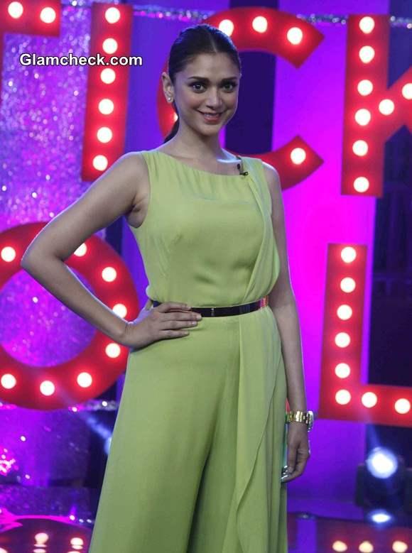 Aditi Rao Hydari on NDTV Primes Ticket to Bollywood