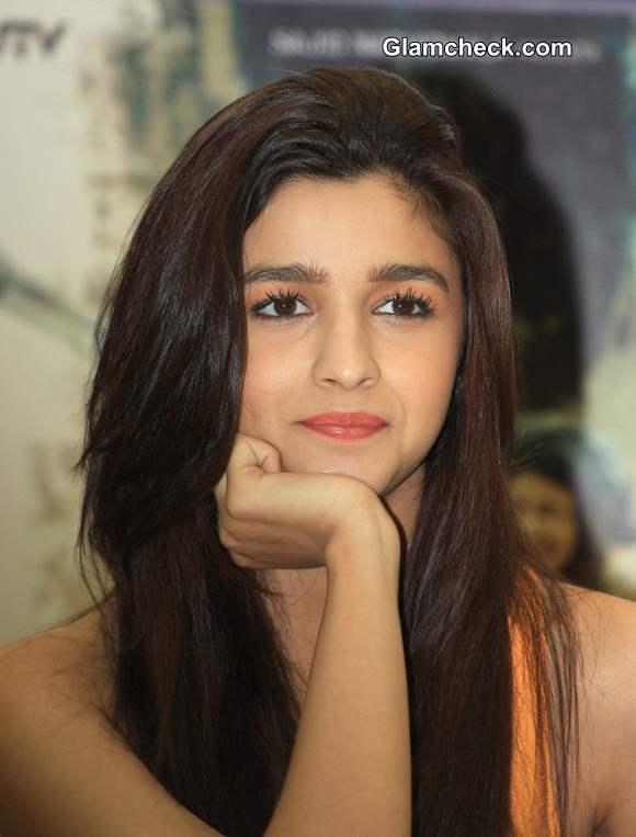 Alia Bhatt at Highway DVD Launch