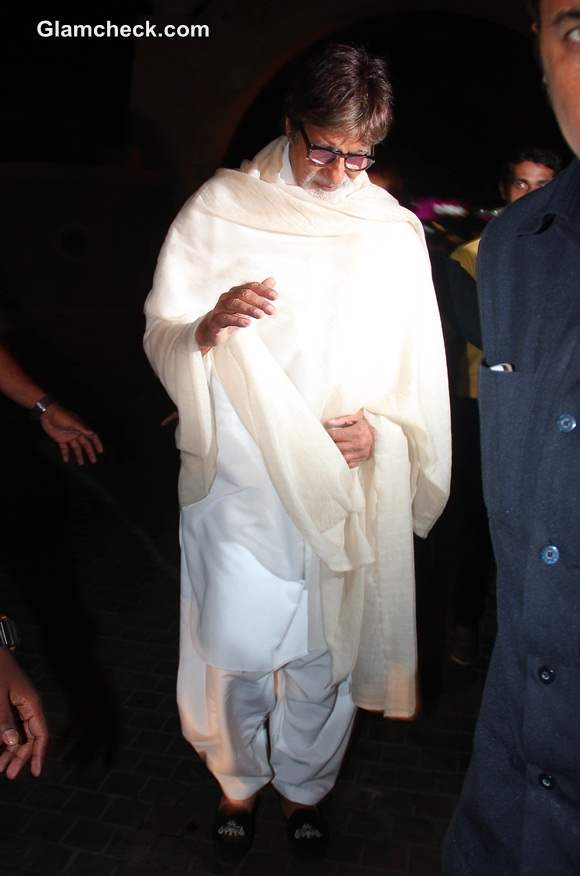 Amitabh Bachchan 2014 Unveils Leader First Look