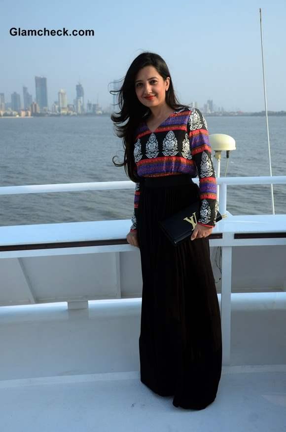 Amy Billimoria Floating Restaurant AB Celestial Launch in Mumbai