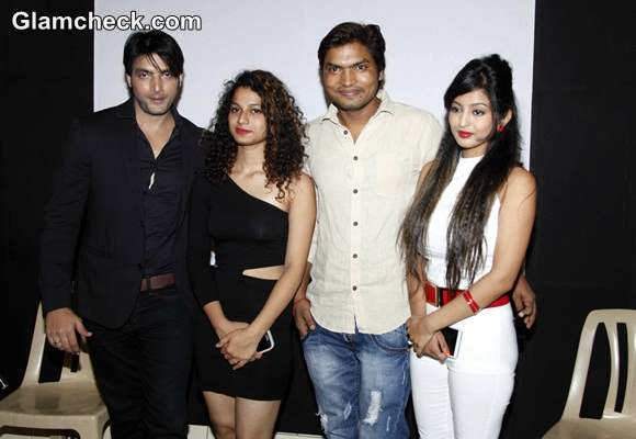 Cast of Life Mein Twist Meet Up for Song Recording