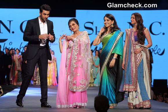 Celebs for Cancer Fundraising Fashion Show in Mumbai
