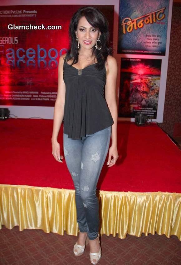 Chandni Perera in Dangerous Facebook